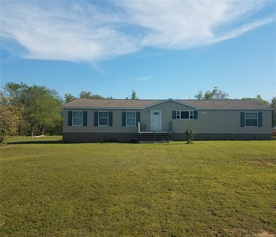 470 W Burntwood Road, Caney, OK 74533 (MLS #1814822) :: Brian Frere Home Team