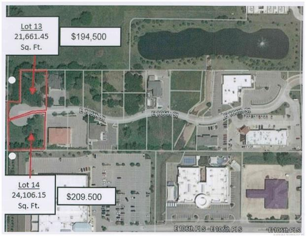 Lot 14 E 106th Street, Tulsa, OK 74133 (MLS #1815004) :: Brian Frere Home Team