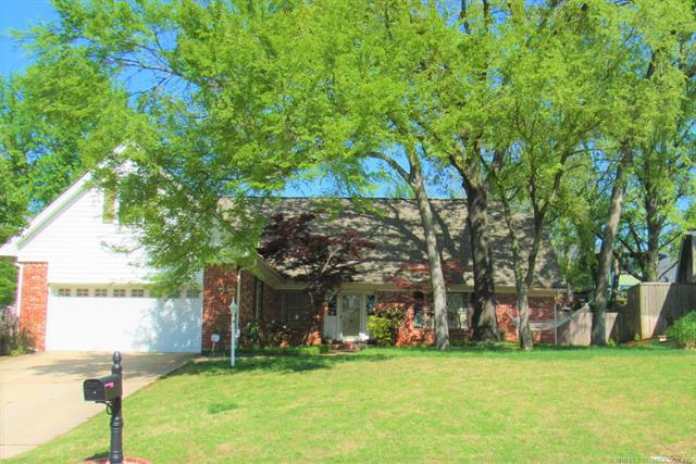 8303 S Sandusky Avenue, Tulsa, OK 74137 (MLS #1815266) :: Brian Frere Home Team
