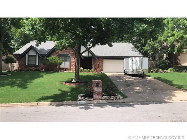 4209 E 85th Street, Tulsa, OK 74137 (MLS #1815517) :: Brian Frere Home Team