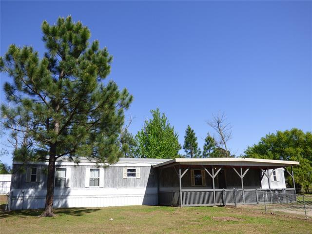 30048 S State Hwy 71, Quinton, OK 74561 (MLS #1815546) :: Brian Frere Home Team