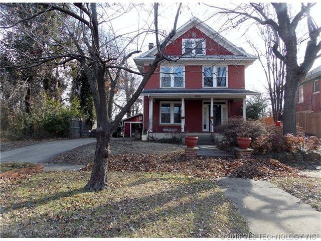 426 Kendall Boulevard, Muskogee, OK 74401 (MLS #1816417) :: Brian Frere Home Team