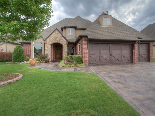 12005 S Pittsburg Avenue, Tulsa, OK 74137 (MLS #1816506) :: Brian Frere Home Team