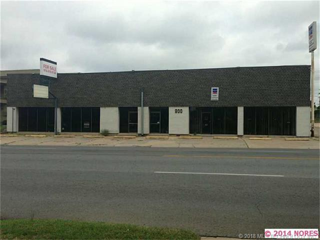800 W Okmulgee Avenue, Muskogee, OK 74401 (MLS #1816507) :: Brian Frere Home Team