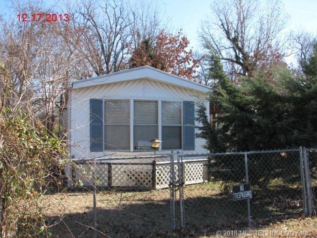 437 Eufaula Hc 64 Street, Checotah, OK 74426 (MLS #1816647) :: Brian Frere Home Team