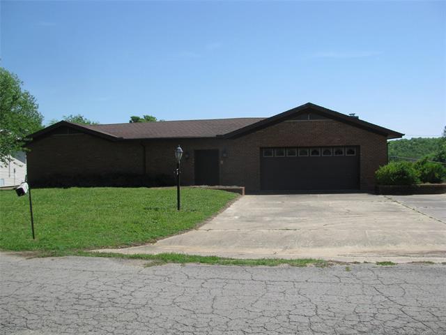 511 Woodland Street, Eufaula, OK 74432 (MLS #1816654) :: Hopper Group at RE/MAX Results
