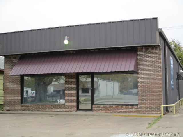 1409 S Main Street, Sapulpa, OK 74066 (MLS #1816663) :: Hopper Group at RE/MAX Results