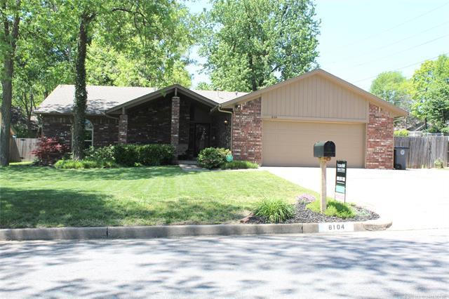 8104 S Toledo Avenue, Tulsa, OK 74137 (MLS #1816752) :: Brian Frere Home Team