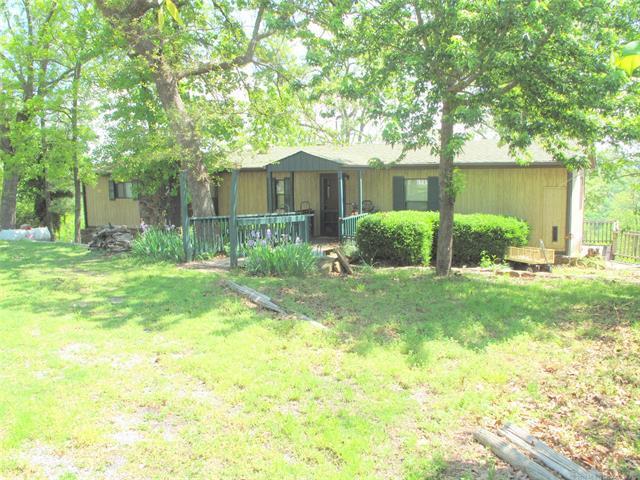 18023 W Sugar Hollow Road, Cookson, OK 74451 (MLS #1816794) :: Brian Frere Home Team