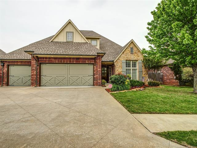 10465 S 86th East Place, Tulsa, OK 74133 (MLS #1816920) :: Brian Frere Home Team