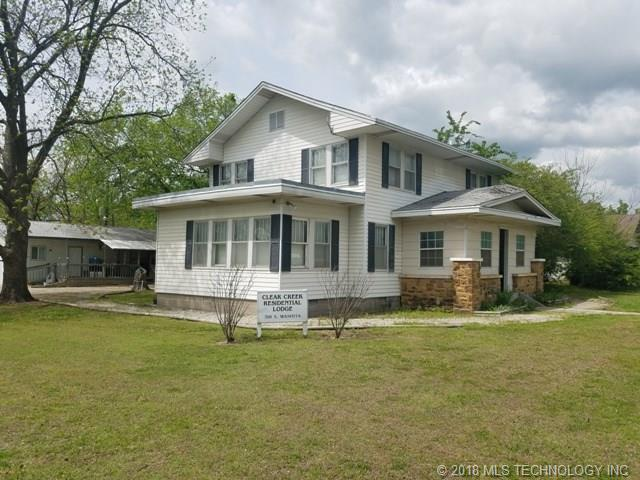 318 S Washita Street, Wetumka, OK 74883 (MLS #1816949) :: Hopper Group at RE/MAX Results
