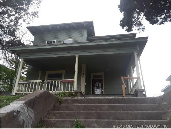 134 S Pecan Street, Nowata, OK 74048 (MLS #1817126) :: Brian Frere Home Team
