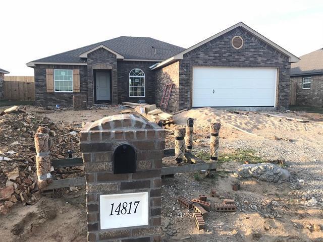 14817 E 39th Place S, Tulsa, OK 74134 (MLS #1817188) :: 918HomeTeam - KW Realty Preferred