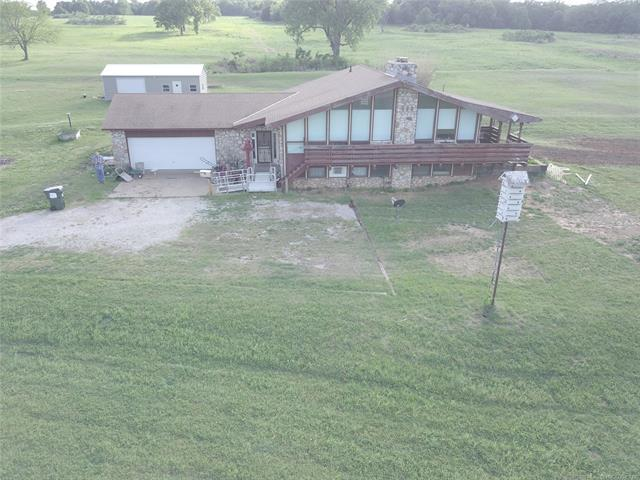 53093 S 37180 Road, Cleveland, OK 74020 (MLS #1817725) :: Brian Frere Home Team