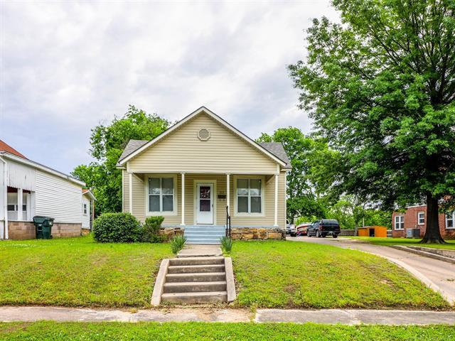 713 S Oak Street, Sapulpa, OK 74066 (MLS #1817740) :: Hopper Group at RE/MAX Results