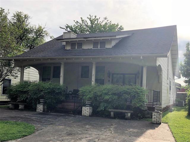 211 N State Street, Wagoner, OK 74467 (MLS #1818214) :: Brian Frere Home Team