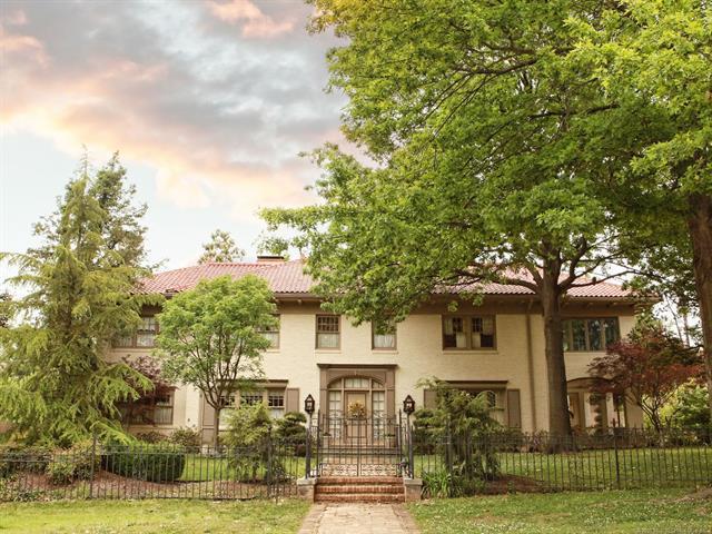 1225 Hazel Boulevard, Tulsa, OK 74114 (MLS #1818234) :: Brian Frere Home Team