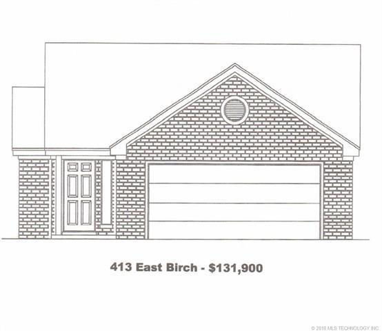 413 E Birch Street, Coweta, OK 74429 (MLS #1818257) :: Hopper Group at RE/MAX Results