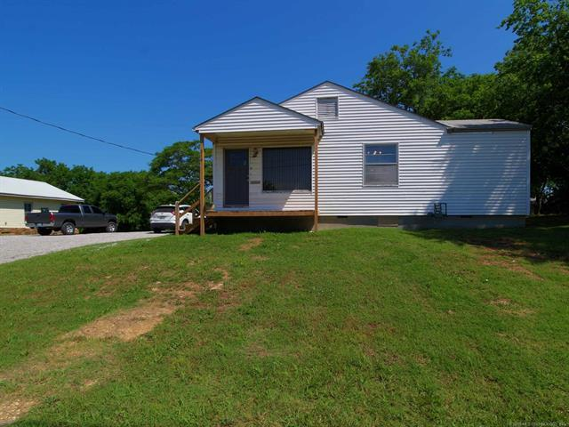 219 W Hobson Avenue, Sapulpa, OK 74066 (MLS #1818374) :: Hopper Group at RE/MAX Results