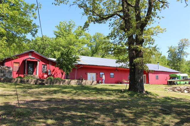68417 S 4656 Road, Westville, OK 74965 (MLS #1818379) :: Hopper Group at RE/MAX Results