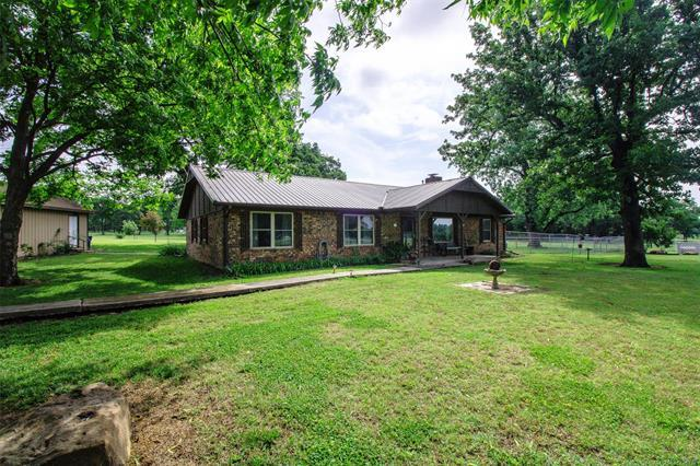 147 Outboard Road, Indianola, OK 74442 (MLS #1818400) :: Brian Frere Home Team