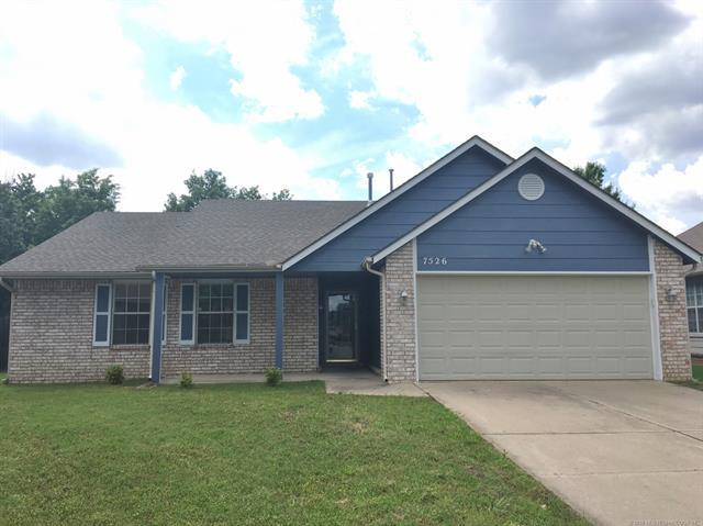 7526 S 93rd East Avenue, Tulsa, OK 74133 (MLS #1818469) :: Hopper Group at RE/MAX Results