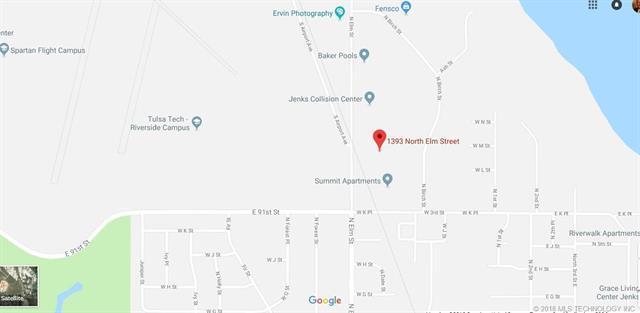 1393 N Elm Street, Jenks, OK 74037 (MLS #1818713) :: 918HomeTeam - KW Realty Preferred