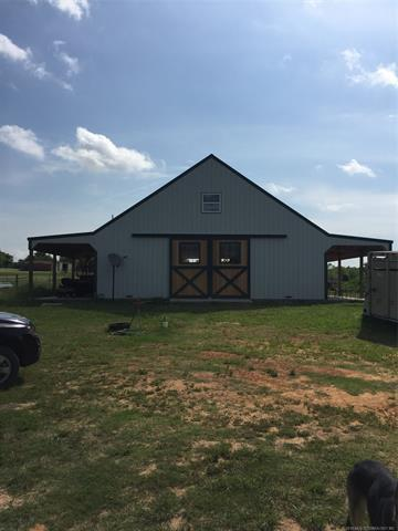 34282 Station Road, Bokoshe, OK 74930 (MLS #1818762) :: Hopper Group at RE/MAX Results