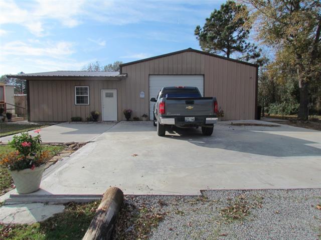 20 Circle Drive, Eufaula, OK 74432 (MLS #1818794) :: Hopper Group at RE/MAX Results