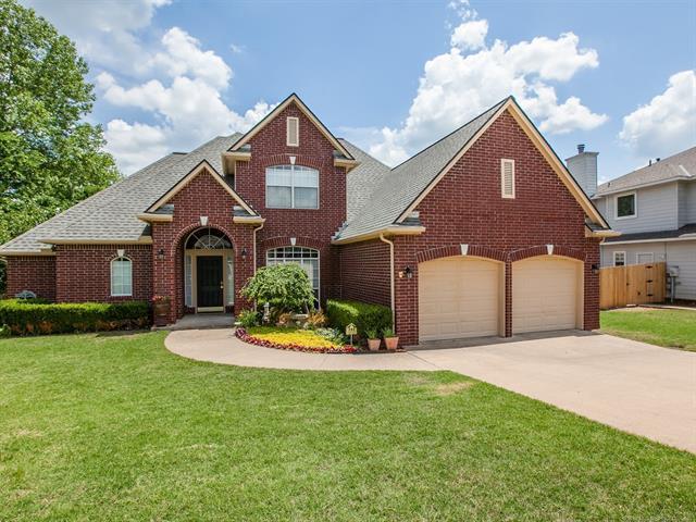 235 Woodview Lane, Sapulpa, OK 74066 (MLS #1818800) :: 918HomeTeam - KW Realty Preferred