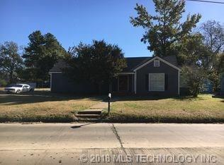 222 N Washington Avenue, Durant, OK 74701 (MLS #1818887) :: Hopper Group at RE/MAX Results
