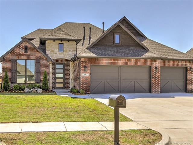12473 S 73rd East Place, Bixby, OK 74008 (MLS #1818910) :: Brian Frere Home Team