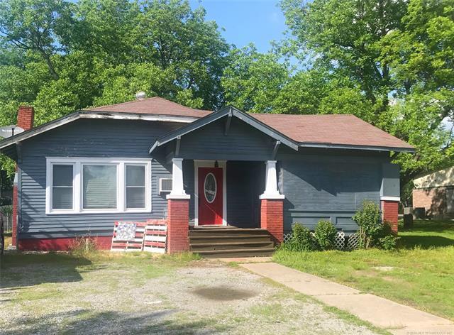 1211 Pennsylvania Avenue, Hartshorne, OK 74547 (MLS #1818930) :: Brian Frere Home Team