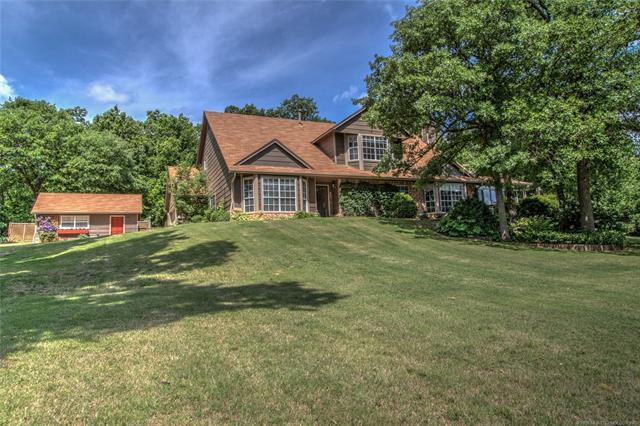 269 Old Towne Road, Sand Springs, OK 74063 (MLS #1819103) :: 918HomeTeam - KW Realty Preferred