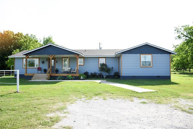 21493 County Road 3, Stonewall, OK 74871 (MLS #1819178) :: Brian Frere Home Team