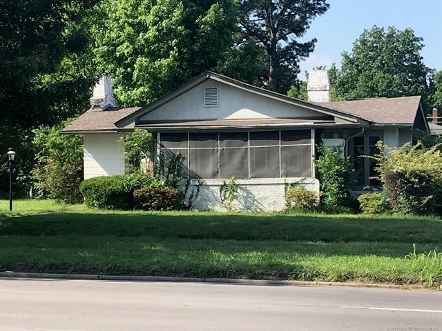 1521 W Okmulgee Street, Muskogee, OK 74401 (MLS #1819278) :: Brian Frere Home Team
