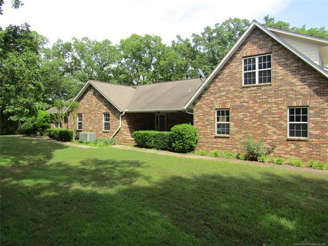 30120 S Sizemore Road, Park Hill, OK 74451 (MLS #1819351) :: Brian Frere Home Team