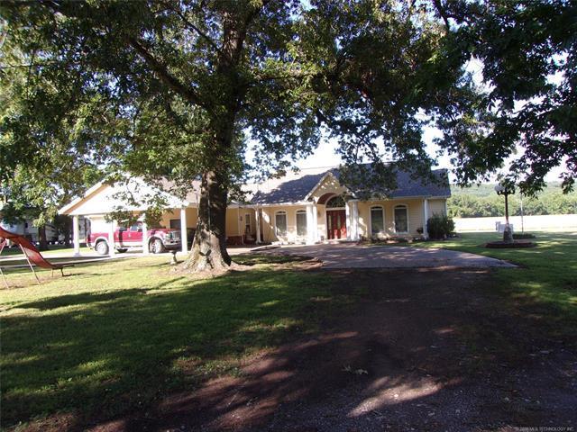 23701 E 730 Road, Tahlequah, OK 74464 (MLS #1819380) :: Brian Frere Home Team