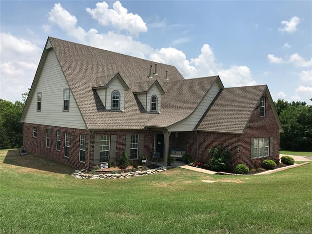10009 N 185th East Avenue, Owasso, OK 74055 (MLS #1819536) :: 918HomeTeam - KW Realty Preferred