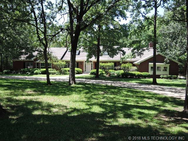 1901 Radio Road, Durant, OK 74701 (MLS #1819749) :: Hopper Group at RE/MAX Results