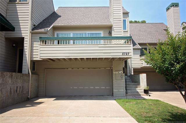 5727 E 72nd Court #17, Tulsa, OK 74136 (MLS #1820221) :: Hopper Group at RE/MAX Results