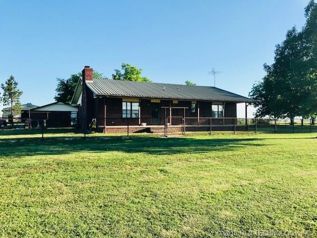 58401 E 210 Road, Fairland, OK 74343 (MLS #1820257) :: Hopper Group at RE/MAX Results