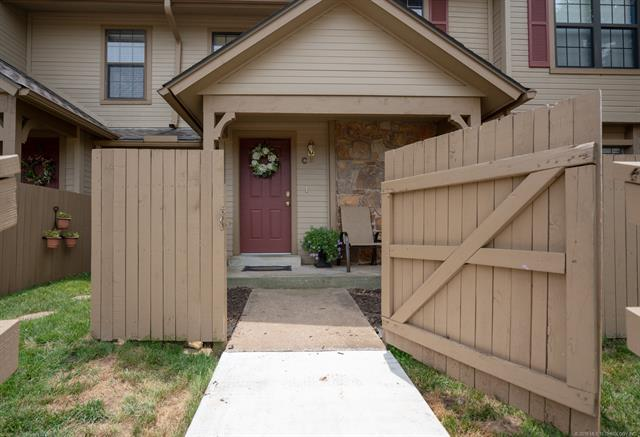 4607 E 93rd Court S 18C, Tulsa, OK 74137 (MLS #1820803) :: Hopper Group at RE/MAX Results