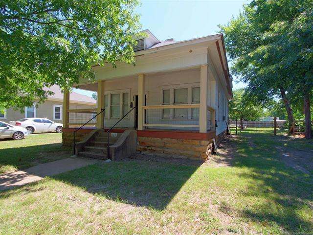 607 S Oak Street, Sapulpa, OK 74066 (MLS #1820967) :: Hopper Group at RE/MAX Results