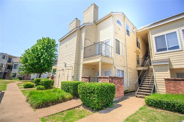 1808 E 66th Place D-202, Tulsa, OK 74136 (MLS #1820974) :: Hopper Group at RE/MAX Results