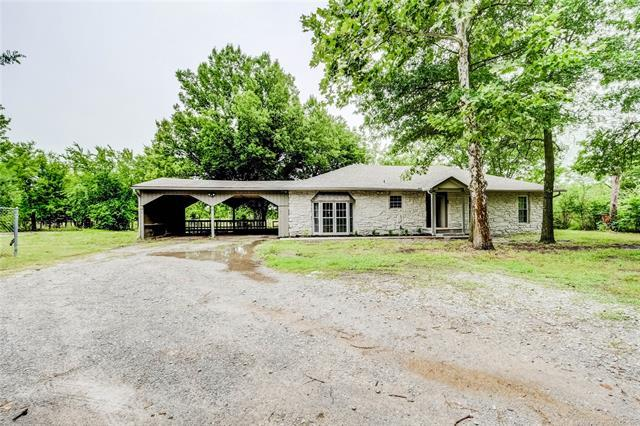 396171 W 4000 Road, Skiatook, OK 74070 (MLS #1821221) :: Hopper Group at RE/MAX Results