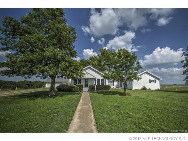Box 92 S Coffeyville Rt 1 Road, So Coffeyville, OK 74072 (MLS #1821445) :: Hopper Group at RE/MAX Results