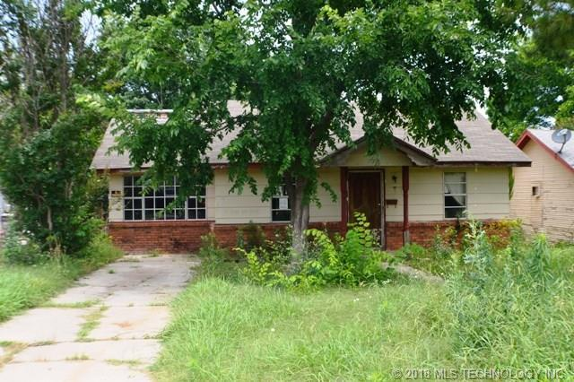 1726 W Strothers Avenue, Seminole, OK 74868 (MLS #1821833) :: Hopper Group at RE/MAX Results