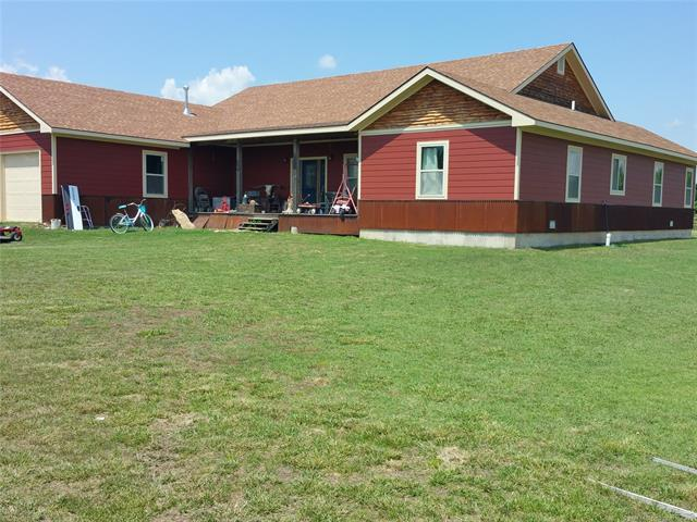 348831 E 4300 Road, Pawnee, OK 74058 (MLS #1821932) :: Hopper Group at RE/MAX Results
