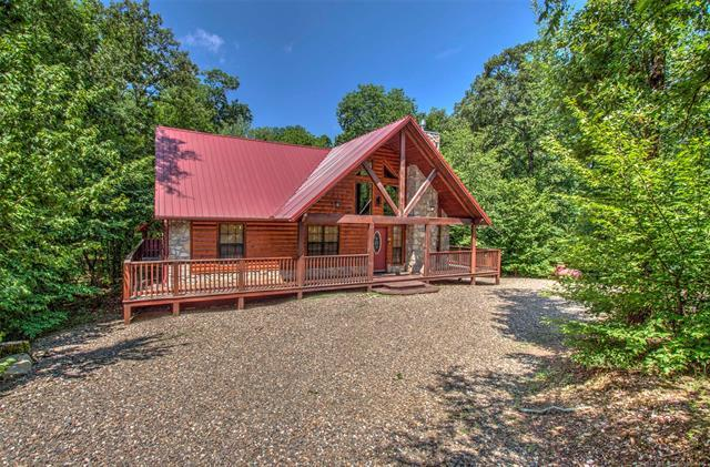151 Deer Creek Trail, Broken Bow, OK 74728 (MLS #1821961) :: Brian Frere Home Team